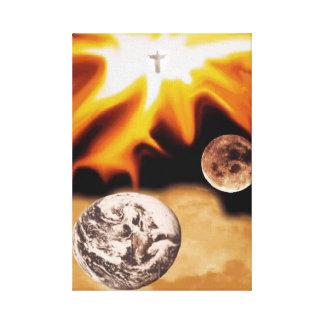 Lienzo 6:14 de la revelación