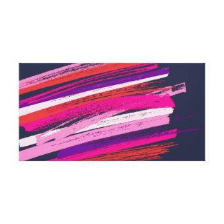 Lienzo Abrigo en colores pastel rústico de los