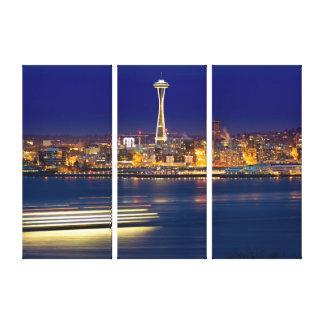 Lienzo Aguja del espacio de Seattle
