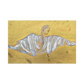 Lienzo Alas del ángel