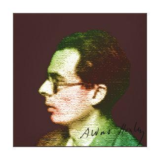 Lienzo Aldous Huxley