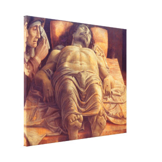 Lienzo ANDREA MANTEGNA - lamentación de Cristo 1480