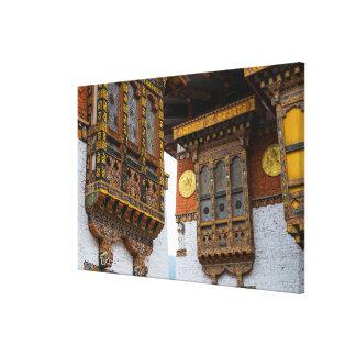Lienzo Arquitectura de Dezong