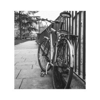 """Lienzo """"Arte de la pared del diseño de la bici de la"""