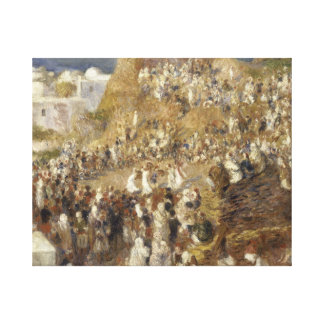 Lienzo Auguste Renoir - la mezquita