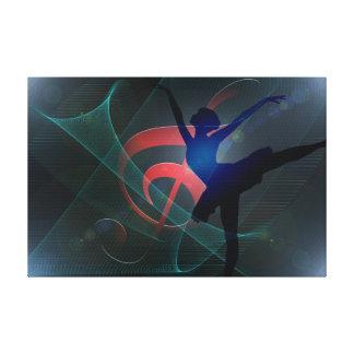 Lienzo Ballet