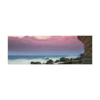 Lienzo Belleza de la playa