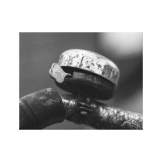 Lienzo campana rústica de la bicicleta del urbex del