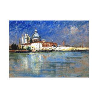 Lienzo Carl Skånberg de Venecia