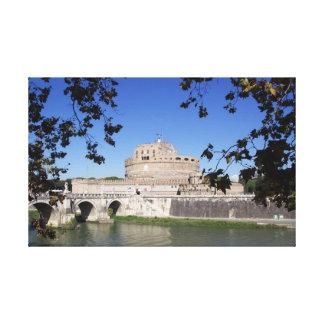 Lienzo Castel Sant Ángel