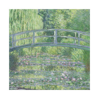 Lienzo Claude Monet el | la charca de Waterlily: Armonía