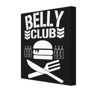 LIENZO CLUB DEL BELLY
