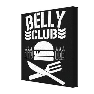 LIENZO CLUB DEL BELLY