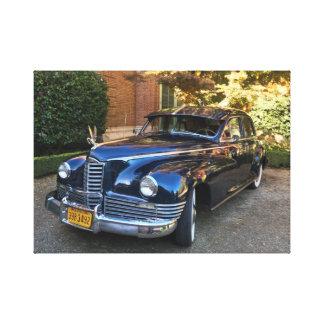 Lienzo Coche de la obra clásica de Rolls Royce