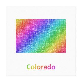 Lienzo Colorado