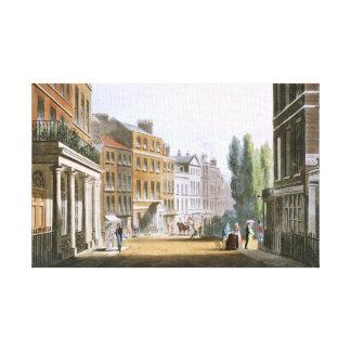 Lienzo Cuadrado 1812 de Leicester del depósito de