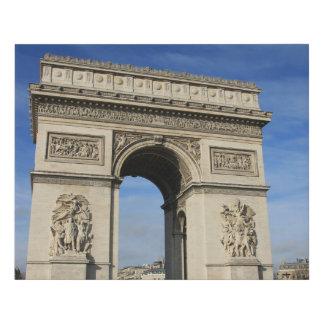 Lienzo De Imitación Arco del Triunfo