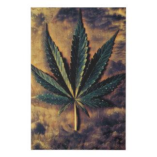 Lienzo De Imitación Herbalist