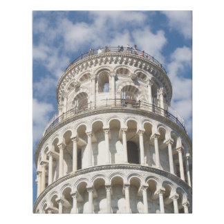 Lienzo De Imitación Torre de Pisa - Italia