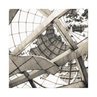 Lienzo Debajo del Unisphere - Queens Nueva York