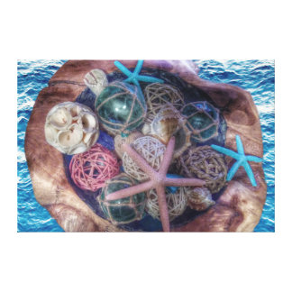 Lienzo ❤️ del amor del océano