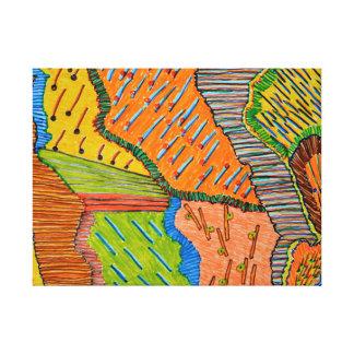 Lienzo Dibujo abstracto