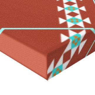 Lienzo Diseño del nativo americano