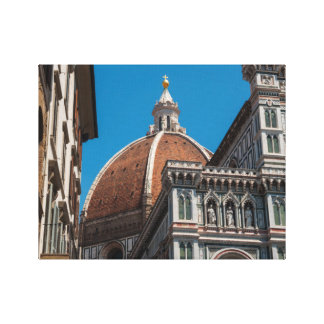 Lienzo Duomo de Florencia o de Firenze Italia