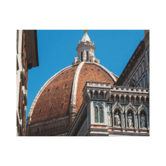 Lienzo Duomo en Florencia Italia