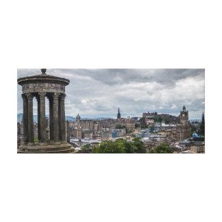 Lienzo Edimburgo