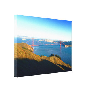 Lienzo El Golden Gate