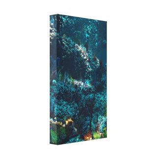 Lienzo El jardín de Nemo