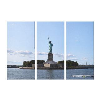 Lienzo Estatua de la libertad