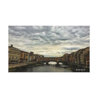 Lienzo Florencia, Italia