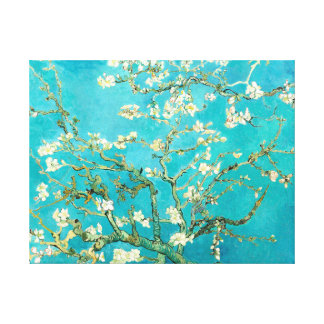 Lienzo Flores de la almendra de Van Gogh