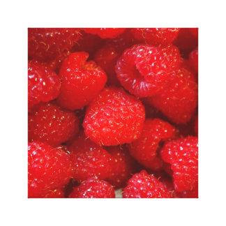 Lienzo Fotografía rosada oscura linda deliciosa de la