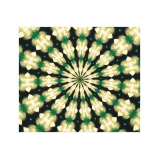 Lienzo fractal