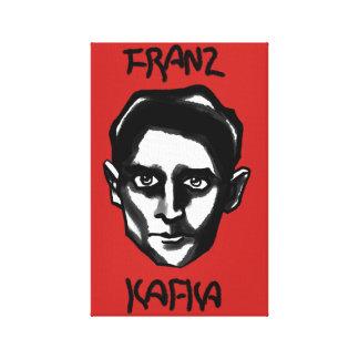 Lienzo Franz Kafka