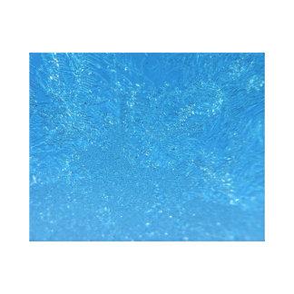 Lienzo Frost pesado