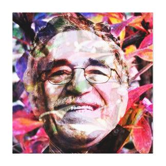 Lienzo Gabriel García Márquez