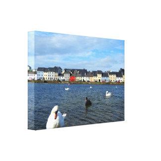 Lienzo Galway Irlanda