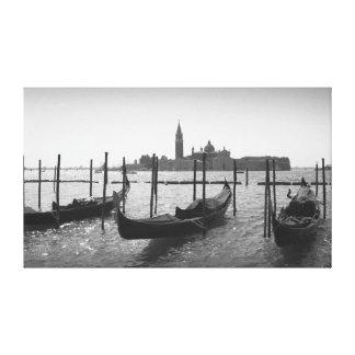 Lienzo Góndola de Venecia