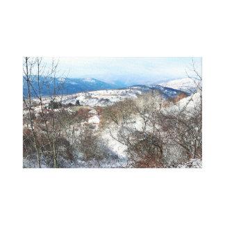 Lienzo Grecia del norte