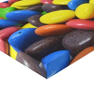 Lienzo Habas del chocolate