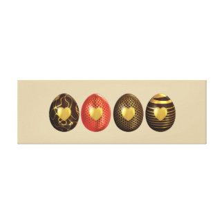 Lienzo Huevos de Pascua