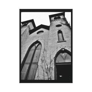 Lienzo Iglesia de Lodi