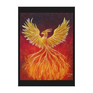 Lienzo La Phoenix