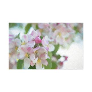 Lienzo La primavera gloriosa