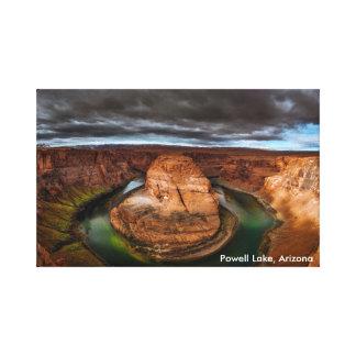 Lienzo Lago Powell en Arizona
