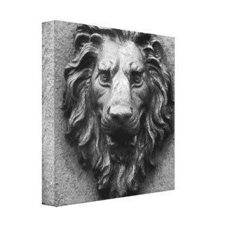 Lienzo León principal de los leones de Aslan de la
